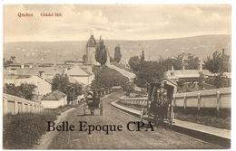 Canada - Québec / QUEBEC - Citadel Hill +++++ Montreal Import Co., #60 ++++ 1913 +++ - Québec - La Citadelle