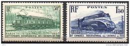 FRANCE 1937 13th International Railway Congress, Paris