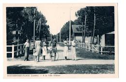 40 - BISCARROSSE-PLAGE . A LA VILLE D'HIVER - Réf. N°34 - - Biscarrosse
