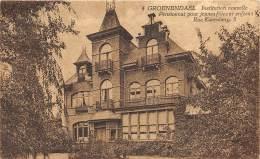 Groenendael - Institution Nouvelle - Rue Karenberg - Hoeilaart
