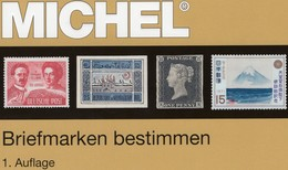 Ratgeber Unentbehrlich MICHEL 2017 New 30€ Briefmarken Bestimmen Suchen+Finden Stamps Of The World ISBN 97839540214 - Alte Papiere