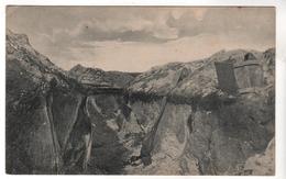 Nr.  8500,   Schützengraben In Der Champagne, - War 1914-18