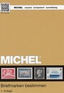 Briefmarken Bestimmen MICHEL 2017 Neu 30€ Unentbehrlich Ratgeber Suchen+Finden Stamps Of The World ISBN 97839540214 - Andere Sammlungen
