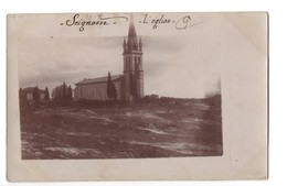 40 - SEIGNOSSE . L'EGLISE - Réf. N°42 - - Andere Gemeenten