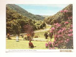 Postcard Glen O' The Downs From Glenview Hotel Near Greystones Co Wicklow Ireland My Ref B2556 - Wicklow