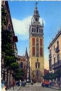 Sevilla - La Giralda - 202 - Formato Grande Viaggiata Mancante Di Affrancatura – E1 - Sevilla (Siviglia)