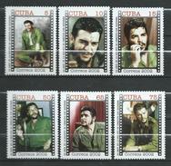 """Cuba 2002 The 35th Anniversary Of The Death Of Ernesto """"Che"""" Guevarra, 1928-1967.MNH - Nuovi"""