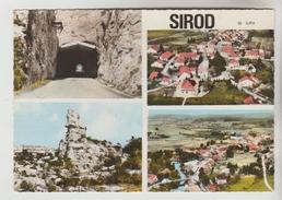 CPSM SIROD (Jura) - 4 Vues - Autres Communes