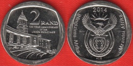 "South Africa 2 Rand 2014 ""Union Buildings"" UNC - Sudáfrica"
