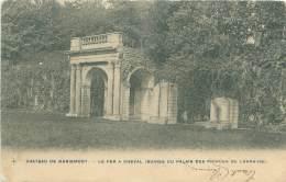 Château De MARIEMONT - Le Fer à Cheval (Ruines Du Palais Des Princes De Lorraine) - Morlanwelz