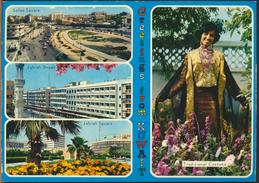 °°° 1613 - GREETINGS FROM KUWAIT - 1972 °°° - Kuwait