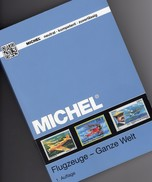 Topic Catalogue Flugzeuge MlCHEL Ganze Welt 2016 New 64€ Airplanes Topic Stamps Of The World ISBN 978-3-95402-110-9 - Loisirs Créatifs