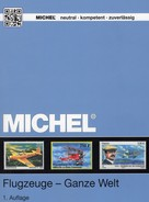 Topic Catalogue Flugzeuge MlCHEL Ganze Welt 2016 New 64€ Airplanes Topic Stamps Of The World ISBN 978-3-95402-110-9 - Books & Software