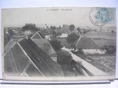 39 - OUNANS - VUE GENERALE - 1905 - Altri Comuni