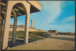 °°° 1619 - SAUDI ARABIA - THE UNIVERSITY OF PETROLEUM AND MINERALS - 1978 With Stamps °°° - Arabia Saudita