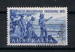Australie Y/T 288 (0) - 1952-65 Elizabeth II : Ed. Pré-décimales