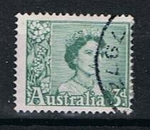 Australie Y/T 250 (0) - 1952-65 Elizabeth II : Ed. Pré-décimales