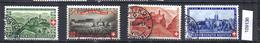 Schweiz PP 1944 Zst. 22 - 25 / Mi. 431 - 434 ** - Nuevos