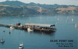 California Avila Beach Olde Port Inn Port San Luis Pier - Altri