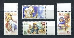 MALTA 2003 Mi # 1310 - 1313 CHRISTMAS  FULL SET MNH - Malta