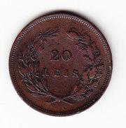 COINS  PORTUGAL    KM   533   VF    1892 .    (P 1507A) - Portugal