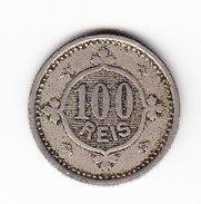 COINS  PORTUGAL    KM  546   XF, 100R   1900.     (P 1518) - Portugal