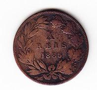 COINS  PORTUGAL    KM  526   VF 10R   1885.     (P 1512) - Portugal