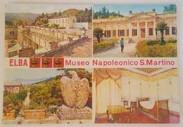 ISOLA D'ELBA - MUSEO NAPOLEONICO SAN MARTINO - PORTOFERRAIO - NAPOLEON BONAPARTE - Livorno