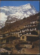 °°° 1640 - NEPAL - NAMCHE BAZAR - 1984 With Stamps °°° - Nepal