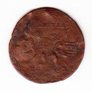 ESPAGNE PHILIP II 1567 BAD SHAPE. (JBP11) - Monnaies Provinciales