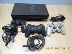 CONSOLE PLAYSTATION 2...NICKEL - Consoles