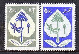 IRAN  1190-91   **   TREE  PLANTING  DAY - Iran