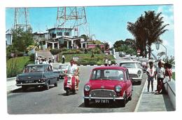 A VIEW OF MT. FABER - SINGAPORE - VIAGGIATA 1969 - (691) - Singapore