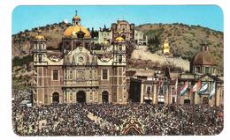 LA BASILICA DE GUADALUPE - MEXICO - NON VIAGGIATA - (728) - Messico
