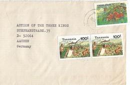 Tanzania 1995 Mbulu Clove Spice Traditional Hunting Cover - Tanzania (1964-...)