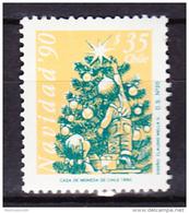 Chile - Chili 1990 Yvert 1012, Christmas, Noël - MNH - Chile