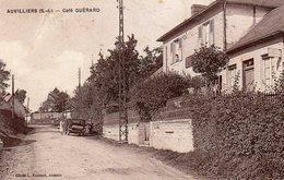AUVILLIERS  -  Café GUENARD - Frankreich