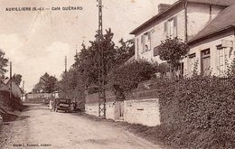 AUVILLIERS  -  Café GUENARD - France