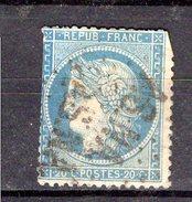 N°37 Oblitération ASNA - 1870 Siege Of Paris