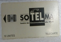 MONDOSORPRESA, SCHEDE TELEFONICHE, MALI, SOTELMA 10 UNITES - Mali