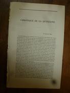 30 Sept. 1866 : CHRONIQUE DE LA QUINZAINE (30 Pages) Par Barthélemy Saint-Hilaire, F. Buloz. - Non Classés