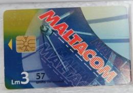 MONDOSORPRESA, SCHEDE TELEFONICHE, MALTACOM - Malta