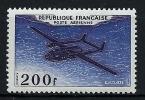 "FR Aerien YT 31 "" Prototype : Noratlas "" 1954 Neuf** - Poste Aérienne"