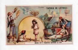 Chromo - Tapioca De L'étoile - Judée - Autres