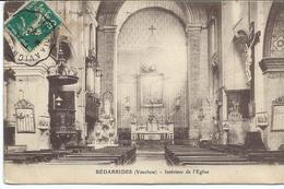 Bedarrides Interieur De L'eglise - Bedarrides
