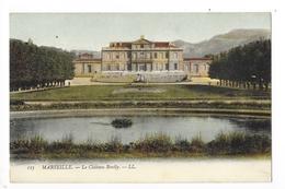 MARSEILLE  (cpa 13)  Le Château Borély -  - L 1 - Quartiers Sud, Mazargues, Bonneveine, Pointe Rouge, Calanques
