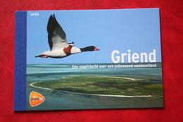 Fauna Birds Vogels Oiseaux Pajaros Prestige Boekje Prestigeboekje Nr 63 PR63 2016 POSTFRIS MNH ** Nederland Netherlands - Carnets Et Roulettes