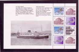 UUU12  IRLAND 1990 MH - BLATT ** Postfrisch Siehe ABBILDUNG - 1949-... Republik Irland