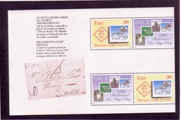 UUU14  IRLAND 1990 MH - BLATT ** Postfrisch Siehe ABBILDUNG - 1949-... Republik Irland
