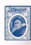 Mode - Les élégances De Paris N°199 - Robes Blouses Manteaux Tailleurs Coussins Chapeaux... - 1900 - 1949